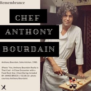 Anthony Boudain